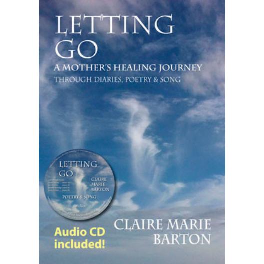 Letting Go: BOOK & AUDIO CD