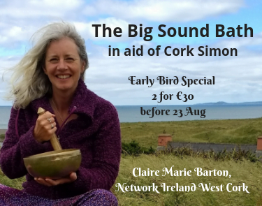 The Big Sound Bath for Cork Simon Community