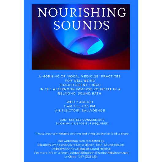 Nourishing Sounds