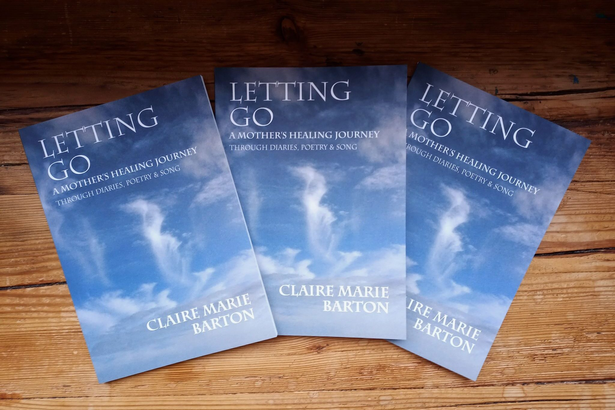 Letting Go: A Mother's Healing Journey