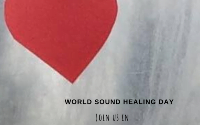 Sounding Workshop for World Sound Healing Day