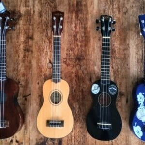 how to choose your first ukuele