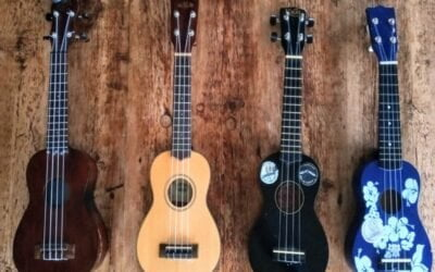 The three most important things to consider when buying your first ukulele